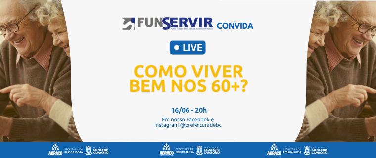 LIVE - O FUNSERVIR TEM UM CONVITE ESPECIAL!