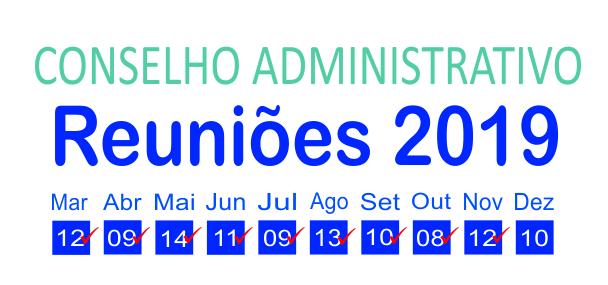 Reunião Conselho Administrativo 2019
